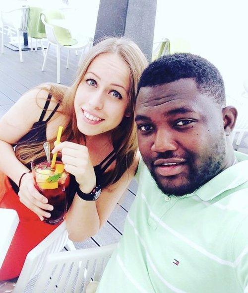 Oladipupo girlfriend
