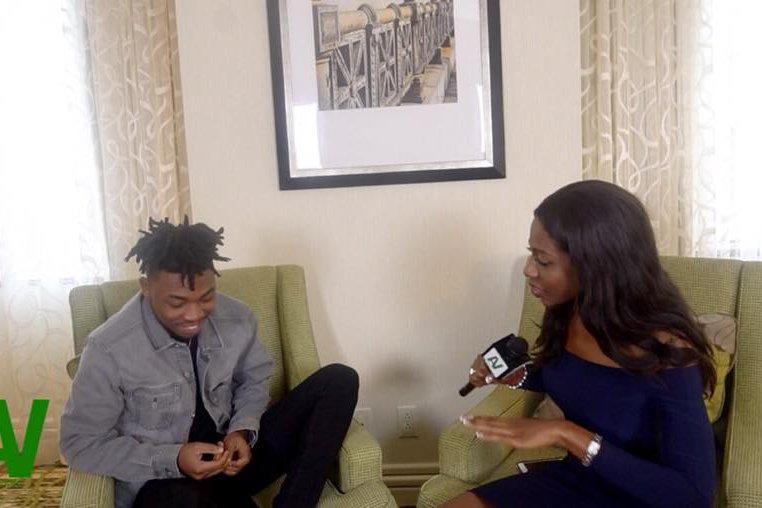 Mayorkun AfroVibes Interview