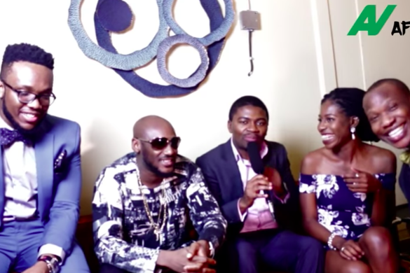 2Face AfroVibes Interview